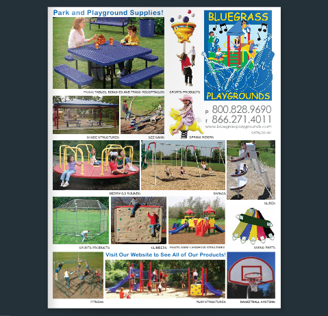 Bluegrass Playground 2013 Online Catalog