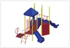 "Play-Structures-3.5"" OD Miss Sophia"