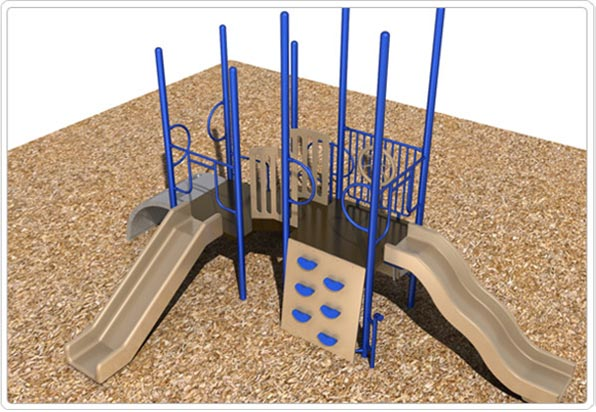 Play-Structures-Model Wendy - 911-146