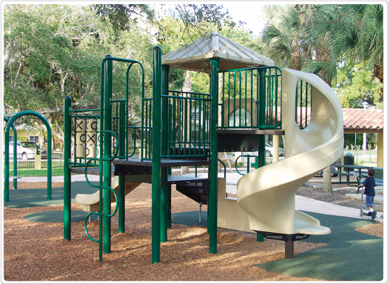 Play Structures 5 Quot Od Zack Playground Equipment For