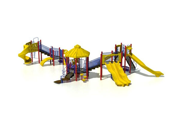 "Funplay BGQ-312 - 5"" O.D. Post Playgrounds"