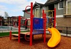 Recycled Preschool Playgrounds