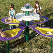 Tot Town Water play with Drain - 902-297