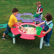 Tot Town Single Sand/ Water without drain - 902-806-S