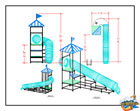 BG-5792-0 Water Slide
