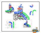 BG-5783-0 Water Slide