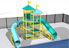 BG-5756-0 Water Slide