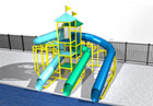 BG-5793-0 Water Slide