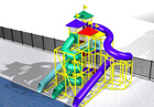 BG-5794-0 Water Slide