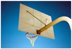 "542-668 - Backboard brace for 4.5 ""post"