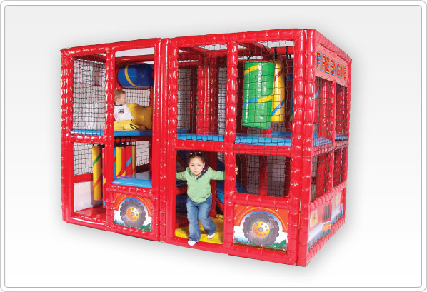 Indoor Contained Play - Playground Equipment for Residential ...