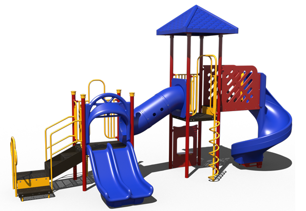 Play Structures 3 5 Quot Od Current Sale Playground