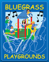 Bluegrass Playgrounds Equipments - Logo