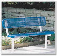 Playground Equipment-Benches
