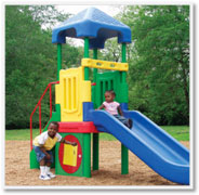 Playground Equipment-Early Childhood