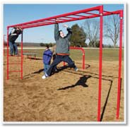 Playground Equipment-Fitness Units