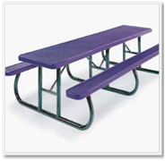 Playground Equipment-Picnic Table
