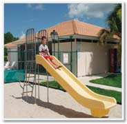 Playground Equipment-Slides
