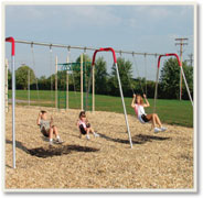 Playground Equipment-Swing Sets