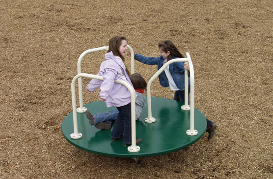 Featured Merry Go Rounds Playground Equipment