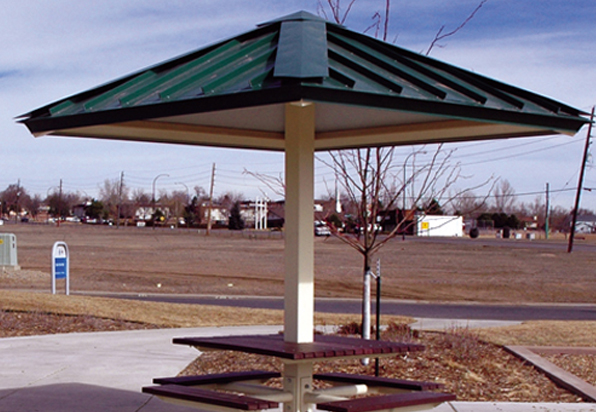 Shade Structures Shelters And Gazebos Playground