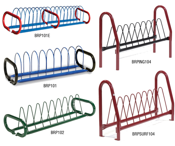 Triad Bike Rack
