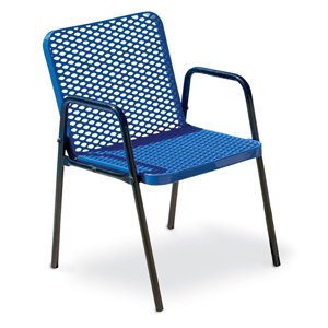 F1145 Chair Expanded Metal