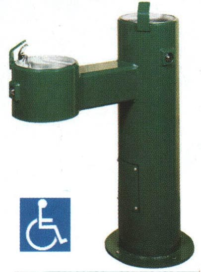 KP57SDF - Dual-Height Fountain (Standard)