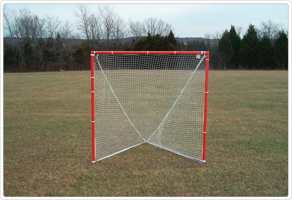 Lacrosse Goal and Net Permanent