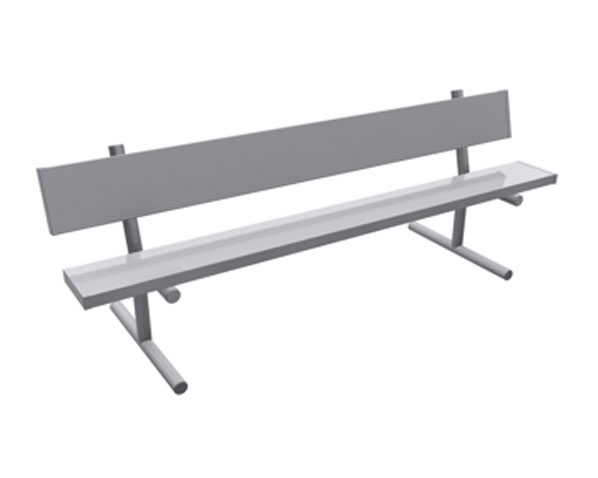 Benches - Playground Equipment for Commercial, School Playgrounds ...
