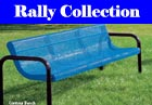 PVC or Plastisol Coated Steel - Rally Collection
