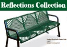 PVC or Plastisol Coated Steel - Reflections Collection