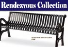 PVC or Plastisol Coated Steel - Rendezvous Collection