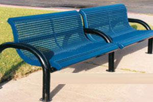 PVC or Plastisol Coated Steel - Victory Collection