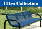 PVC or Plastisol Coated Steel - Ultra Collection