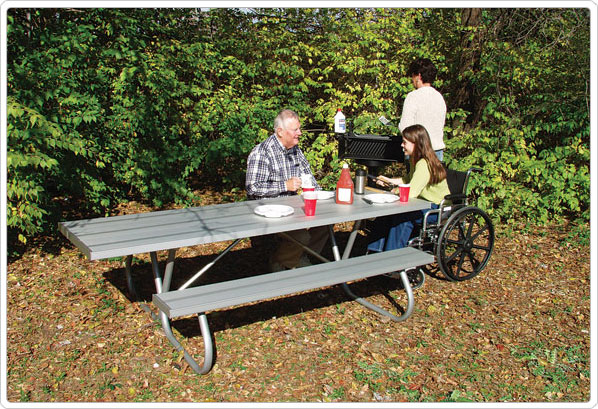8' Wheelchair Accessible Table - 602-509