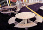 Precast Picnic Tables