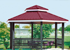 Shelters and Gazebos