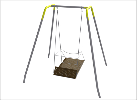 Wheelchair Accessible Swings - Playground Equipment for Commercial ...