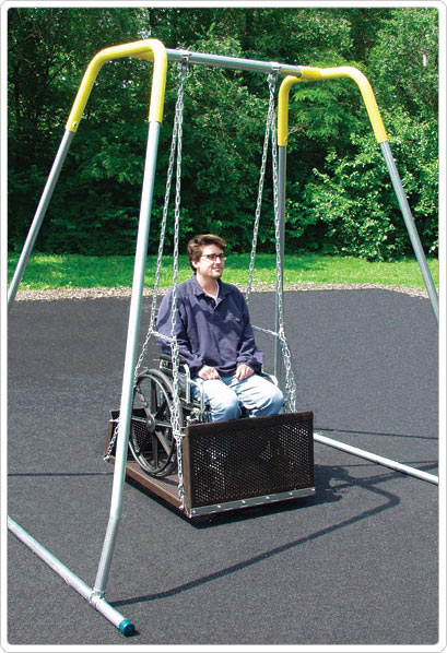Wheelchair Accessible Swings