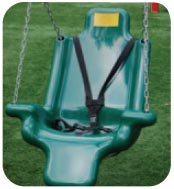 Molded ADA Swing Seat - 382-407-ADP-O5